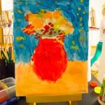 lectii de pictura